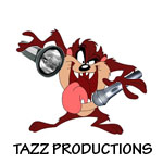 Tazz Productions Logo
