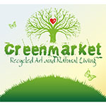 The Green Market Logo